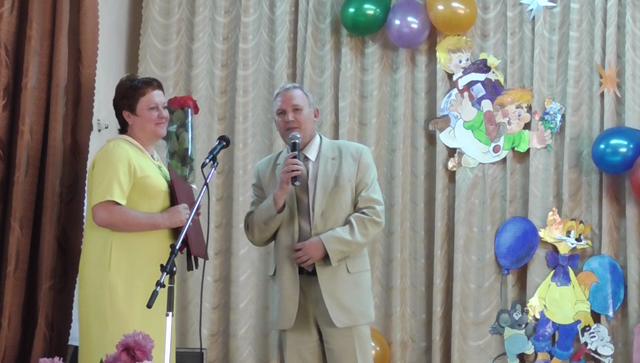 Юбилей Детскому дому - 75 лет - Фестиваль педагогических идей 72
